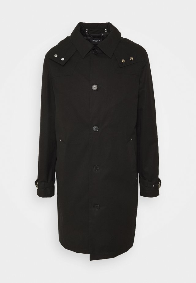 MANTEAU - Trenchcoat - black