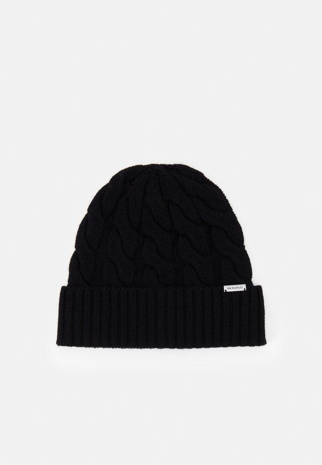 BEANY - Mütze - black