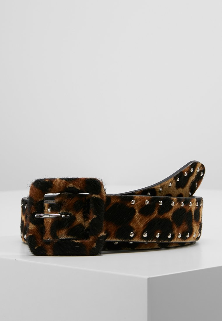 The Kooples - Belt - leopard