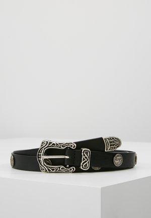 Vyö - black/antic gold