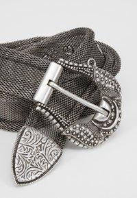 The Kooples - Pásek - antic silver-coloured - 2