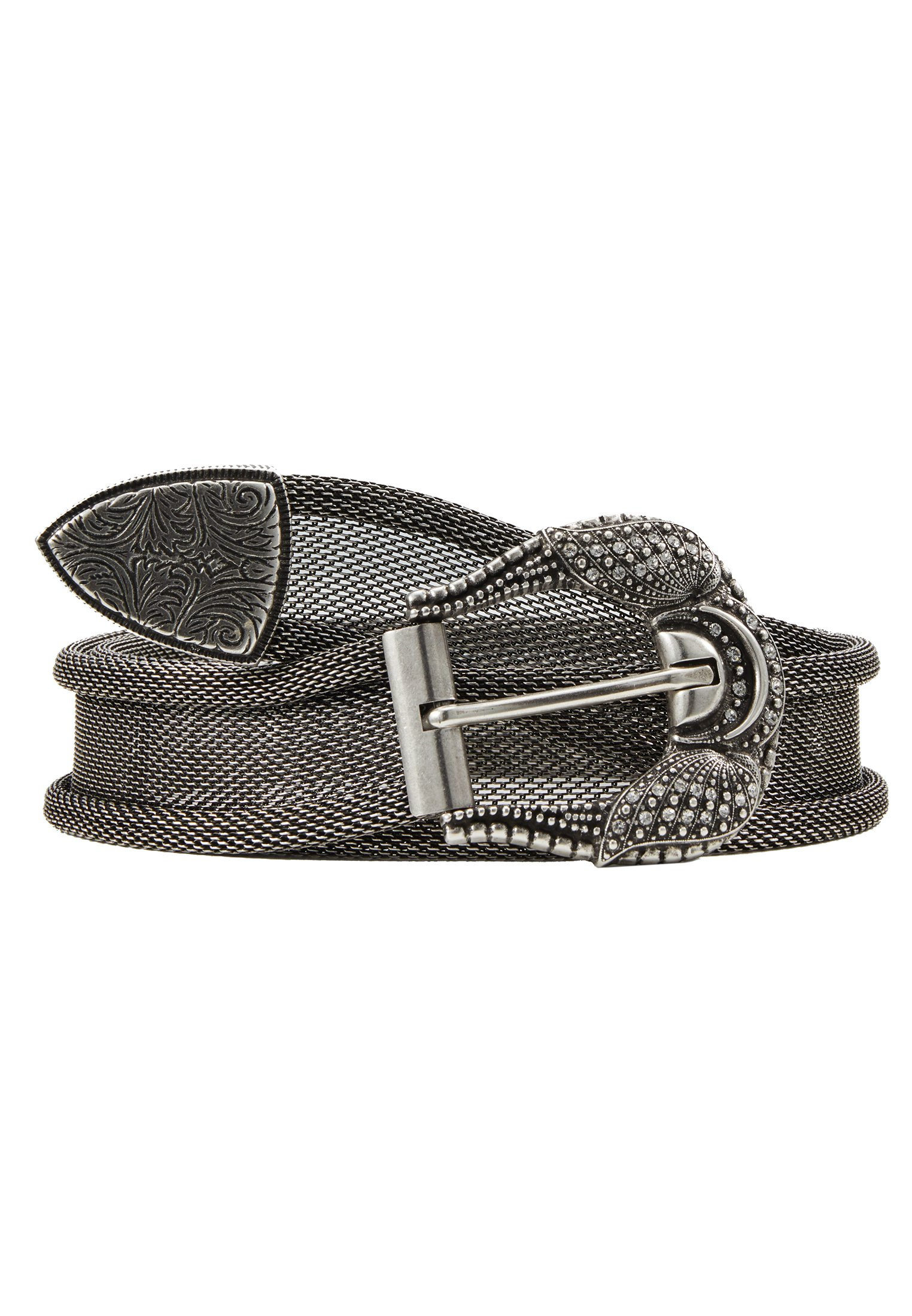 The Kooples Riem - Antic Silver-coloured
