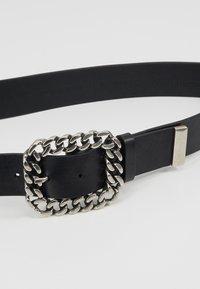 The Kooples - Cintura - black/silver-coloured - 4