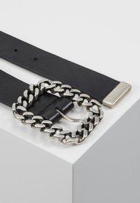 The Kooples - Cintura - black/silver-coloured - 2