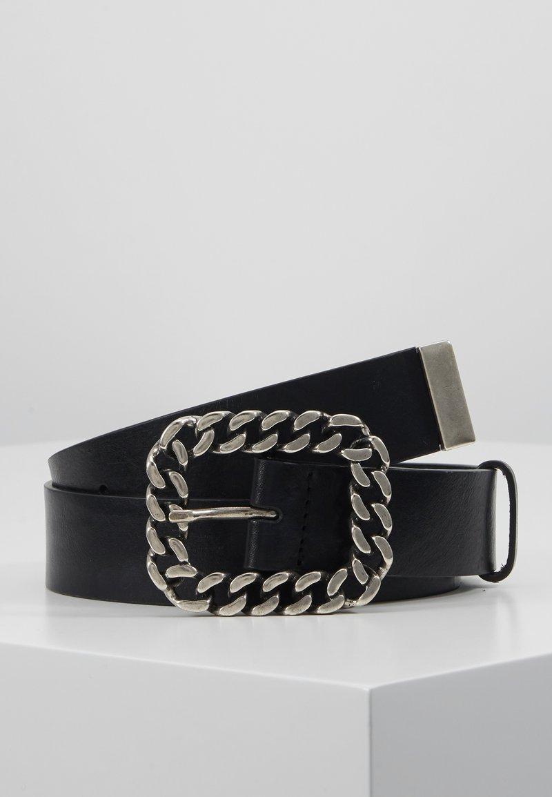 The Kooples - Cintura - black/silver-coloured