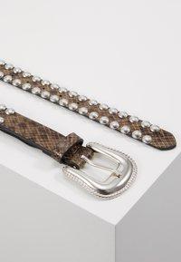 The Kooples - Cintura - beige/black - 3