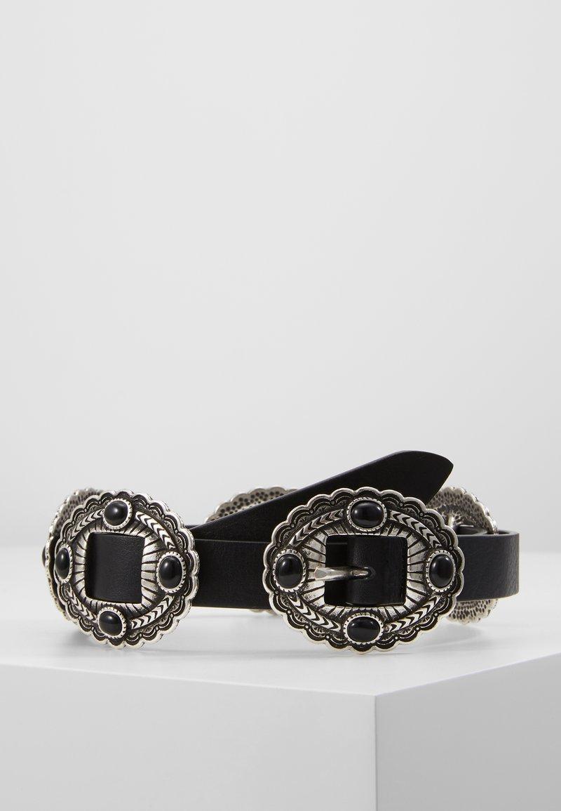 The Kooples - Waist belt - black