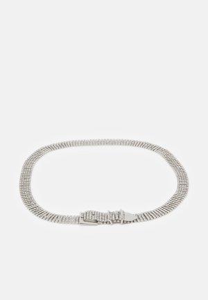 CEINTURE - Pasek - silver-coloured