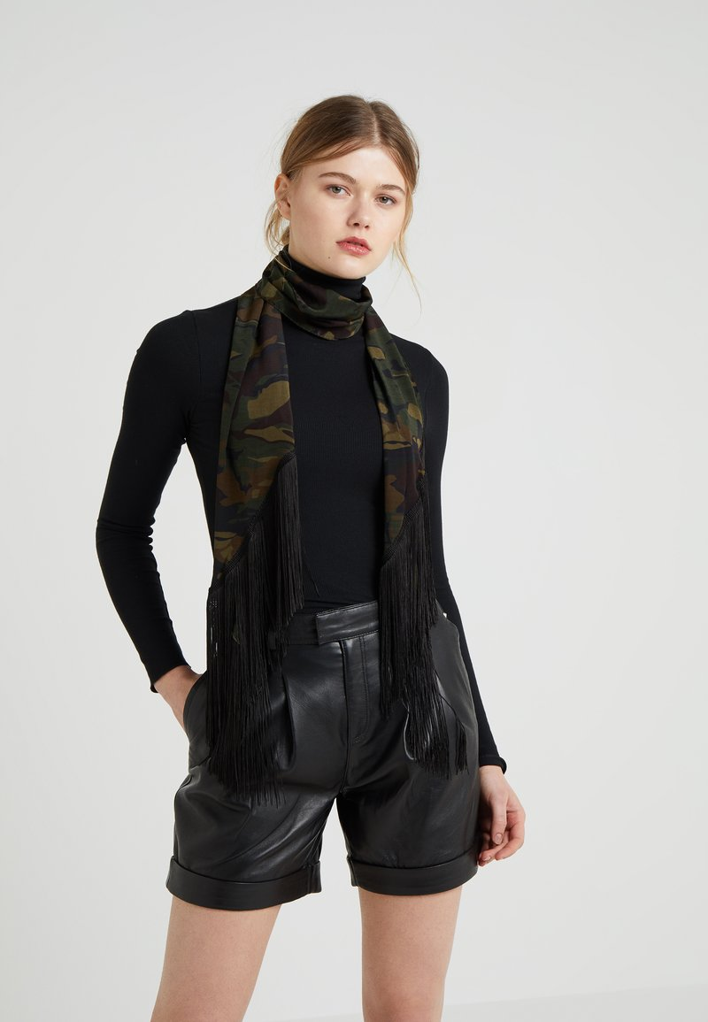 The Kooples - AFECK - Scarf - green