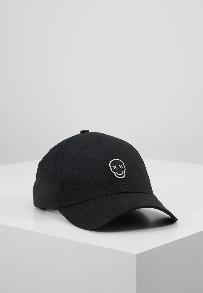 The Kooples - CASQUETTE HAPPY SKULL - Cap - black