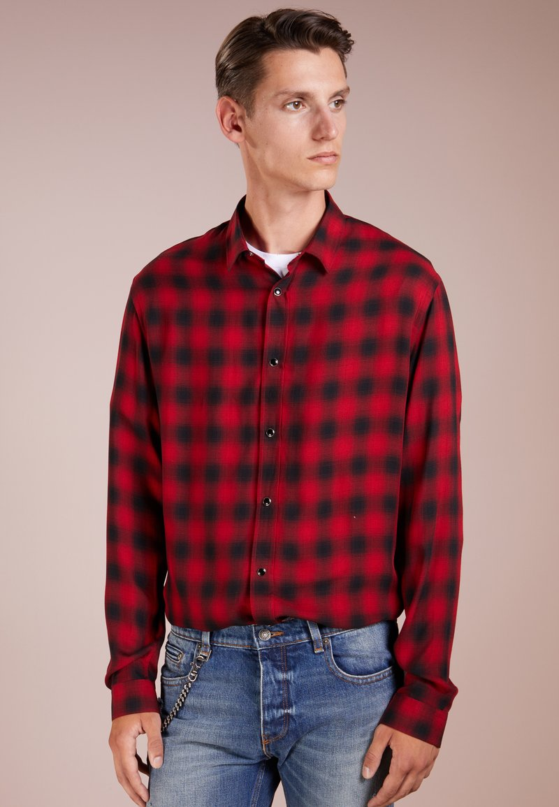 The Kooples SPORT - RELAXED FIT - Camisa - red