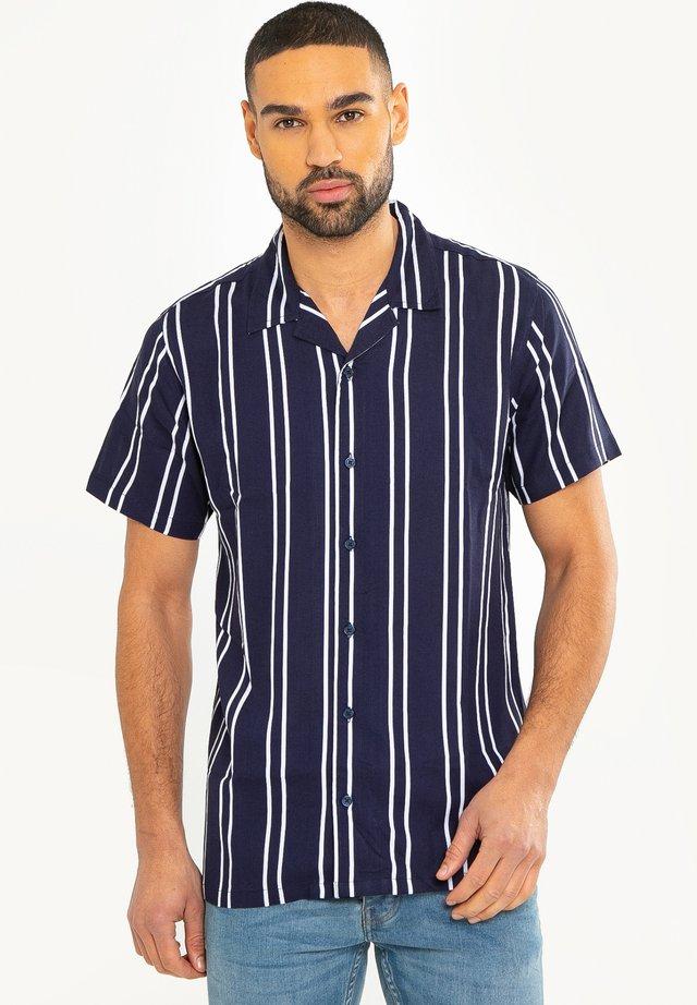 MERLOT PK A - Shirt - blau