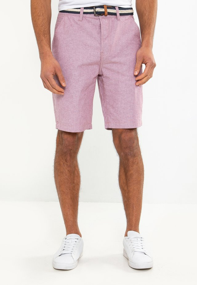YELL PACK B - Shorts - pink