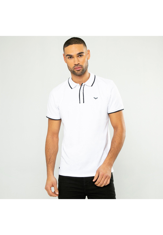 Sammlungen Herren Bekleidung Ssfduh48sf9fjiod Threadbare Poloshirt weiß