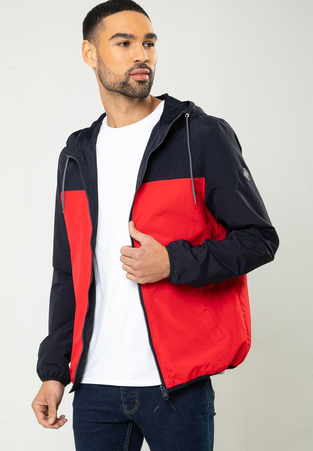DINGLE COLOURBLOCK  - Light jacket - rot