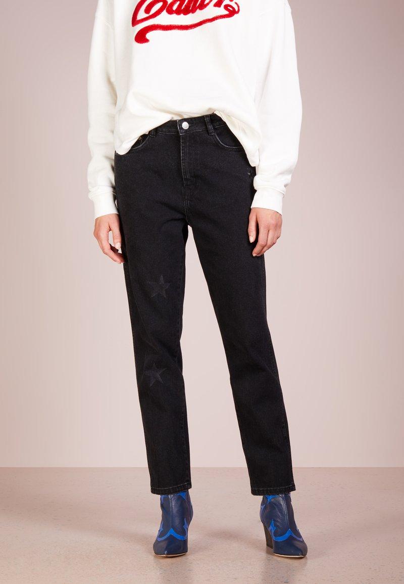 The Editor - Jeans Slim Fit - black
