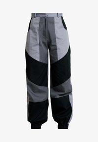 The Ragged Priest - PRESSURE PANT - Kalhoty - grey/multi - 4