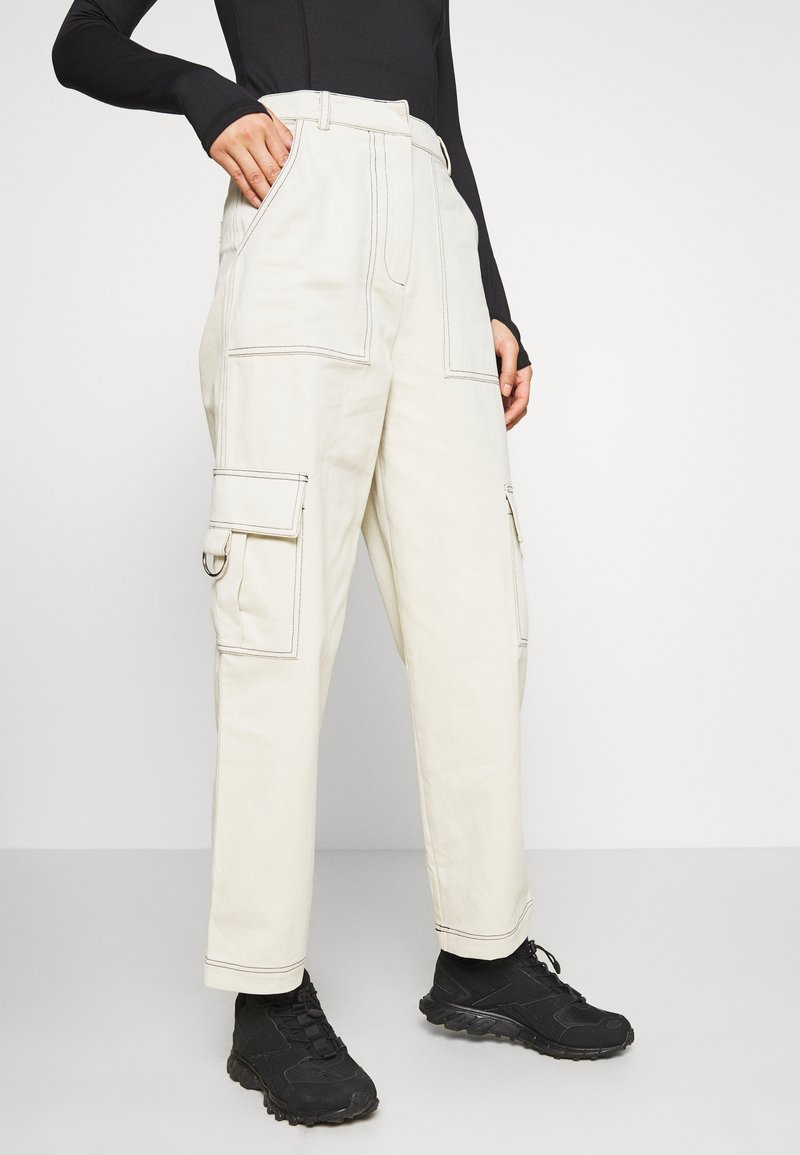 The Ragged Priest - DOUBT PANT - Pantaloni cargo - cream
