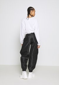 The Ragged Priest - REPORT PANT - Kalhoty - black - 2