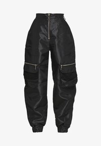 The Ragged Priest - REPORT PANT - Kalhoty - black - 3