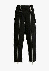 The Ragged Priest - MISTAKE PANT - Flared jeans - black - 5