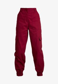 The Ragged Priest - TOPIC PANT - Bukse - maroon - 6