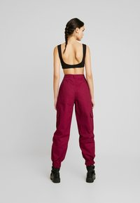 The Ragged Priest - TOPIC PANT - Bukse - maroon - 3