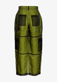The Ragged Priest - PANT LINING - Trousers - lime/black - 1