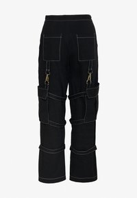 The Ragged Priest - PANT WITH TRIGGERS - Trousers - black - 1
