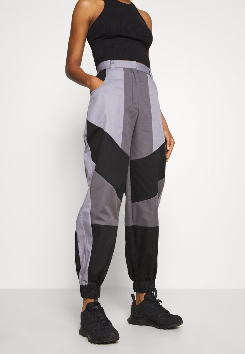 The Ragged Priest - PRESSURE PANT - Trousers - grey