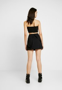 The Ragged Priest - TEARS SKIRT - Mini skirt - black - 2