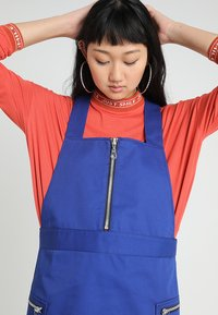 The Ragged Priest - PINAFORE DRESS - Denní šaty - blue - 3