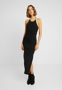 The Ragged Priest - RELEASE DRESS - Pouzdrové šaty - black - 0