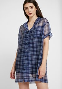 The Ragged Priest - CENSOR DRESS - Vestito estivo - dark blue/multi-coloured - 0