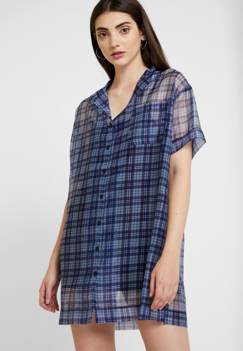 The Ragged Priest - CENSOR DRESS - Vestito estivo - dark blue/multi-coloured