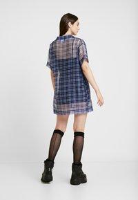 The Ragged Priest - CENSOR DRESS - Vestito estivo - dark blue/multi-coloured - 3