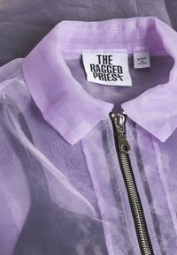 The Ragged Priest - SHIRT DRESS - Cocktailklänning - lilac - 2