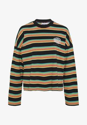 SKATER - Camiseta de manga larga - black/rainbow