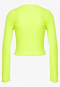 The Ragged Priest - LETTUCE HEM LONGSLEEVE - Top s dlouhým rukávem - lime - 1