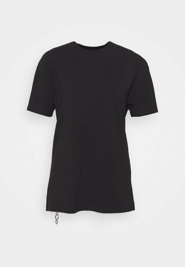 ACTIVITY TEE - T-shirt med print - black