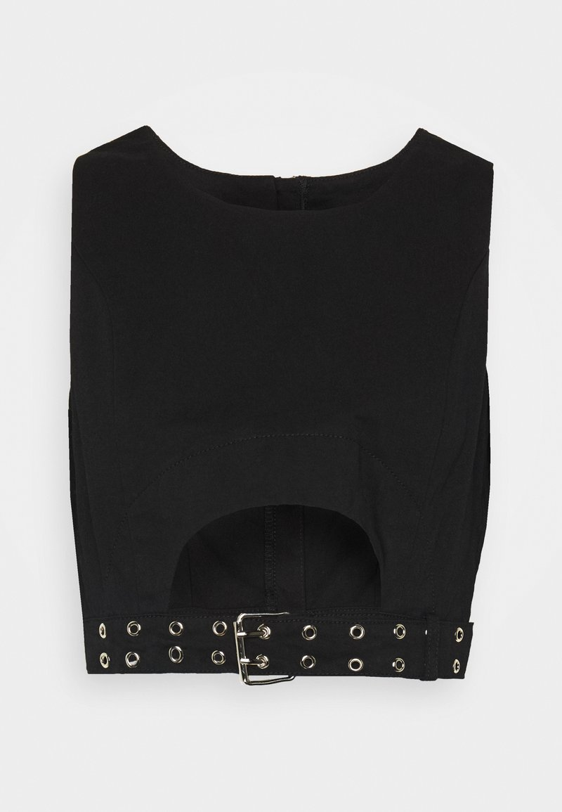The Ragged Priest - SHADOW  - Blouse - black