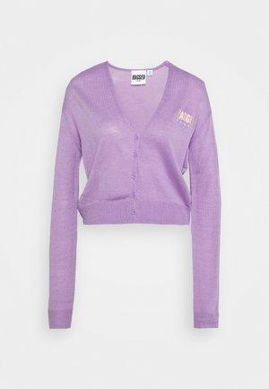 Vest - lilac