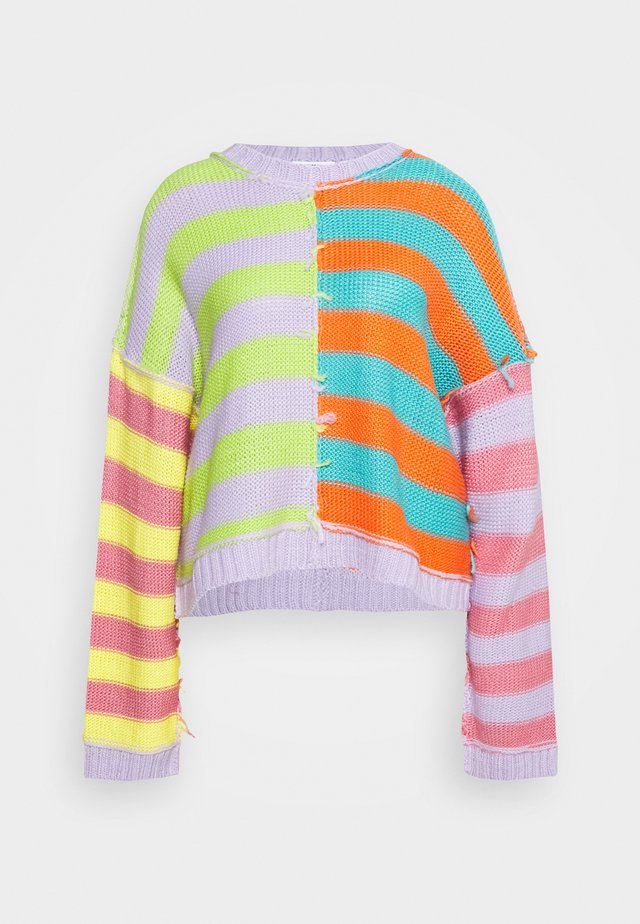 EDITOR KNIT - Strickpullover - multicolor