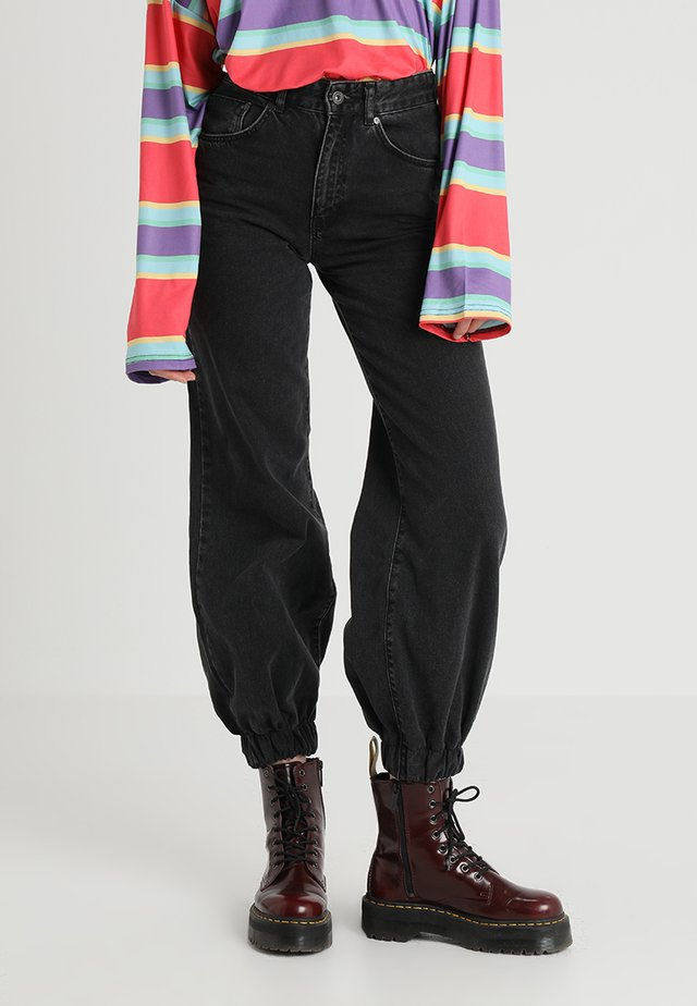 JOG - Jeans Relaxed Fit - charcoal