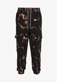The Ragged Priest - THE COMBAT TRACK PANT - Träningsbyxor - bleach rust splat - 3