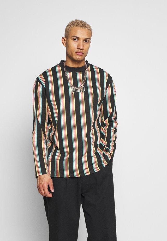 RAGGED LONGSLEEVE TEE - Långärmad tröja - multi