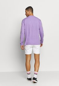 The Ragged Priest - GRAPHIC SLEEVE LOGOLS TEE - Maglietta a manica lunga - purple - 2