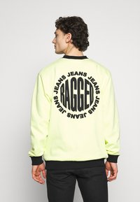 The Ragged Priest - CREWNECK GRAPHIC LOGO - Sweater - yellow - 2
