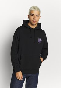 The Ragged Priest - RAGGED BLACK HOODIE - Hoodie - black - 0