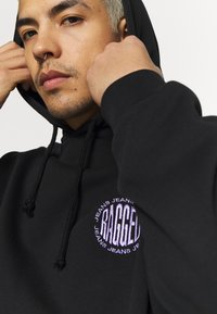 The Ragged Priest - RAGGED BLACK HOODIE - Hoodie - black - 5